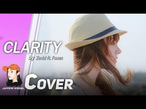 Jannina - cô bé xinh đẹp tiếp tục trở lại với bản cover Clarity