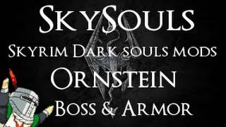 Dragonslayer Ornstein - Skyrim Dark Souls Mods