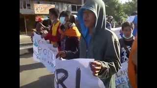 preview picture of video 'KONTUR SFA BONE hari bumi 22-04-2013 (01)'