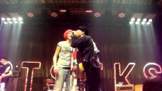 Beatsteaks Live in Würzburg  2011 shut up stand up