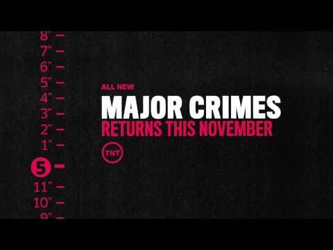 Major Crimes Season 4B (Teaser)