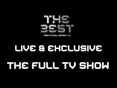 The Best FIFA Football Awards™ 2016   Full Show