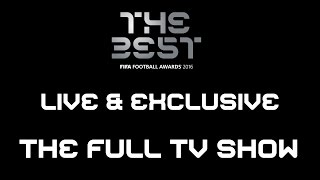 The Best FIFA Football Awards™ 2016 FULL TV SHOW