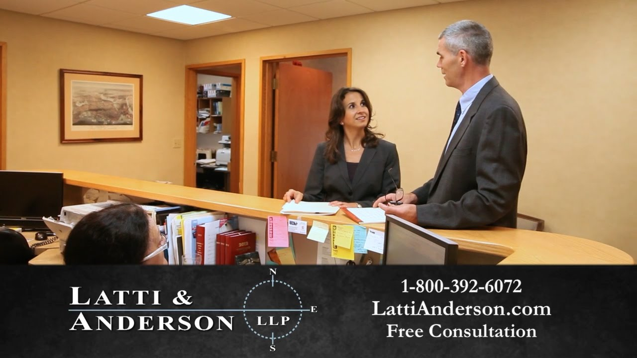 Who are the Maritime Attorneys of Latti & Anderson LLP?