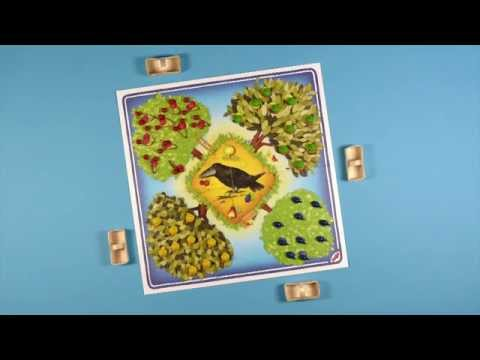 HABA USA Games First Orchard Instructional Video