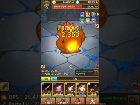 Vidéo Sword Knights : Idle RPG (Premium)
