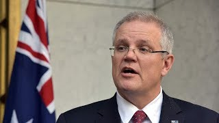 Australia's Scott Morrison wins Liberal Party leadership