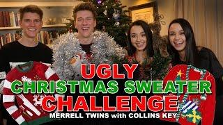 Ugly Christmas Sweater Challenge - Collins Key