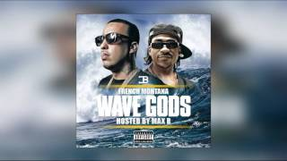 French Montana Ft. Chris Brown - Wave Gods Intro (Produced By AK, Harry Fraud & The Mekanics)