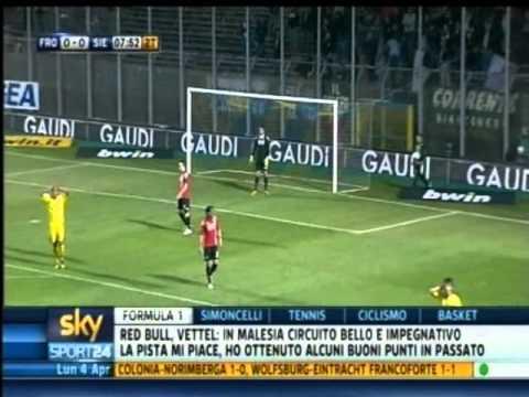 Frosinone Siena 0-1