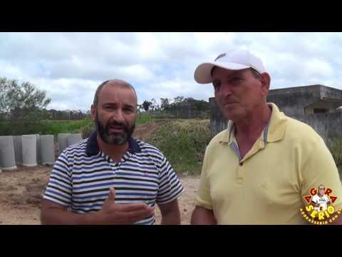 Edson da Câmara agradece pessoalmente o Prefeito Ayres Scorsatto pelos serviços prestados na Favela do 72