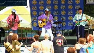 Biscuit Miller  The Mix Live @ Brews 'N Blues Festival 8/20/16
