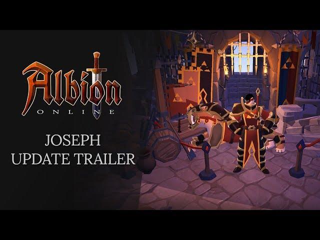 Albion Online | Joseph Update Trailer