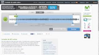 Editar   Online    Cut.net Es