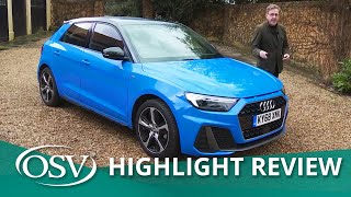 Audi A1 Sportback 2019 Car Review