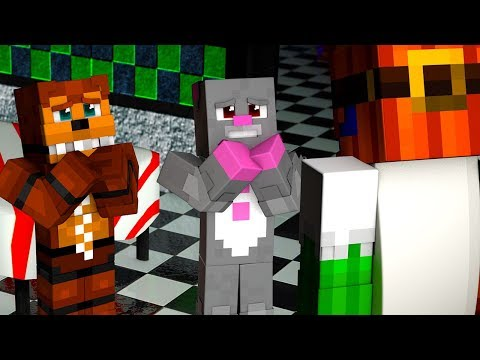 Minecraft FNAF Ultimate Custom - NIGHT 2 (Minecraft Roleplay
