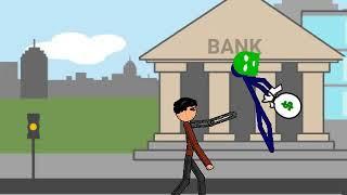 Рисуем мультфильмы 2. Нападение Киборга 1 и 2 части