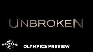 Unbroken - Olympics Preview Trailer