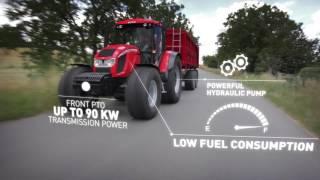 Allradtraktoren Zetor Forterra 150 HD