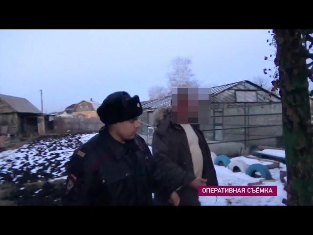 Жестокое убийство в Ангарске раскрыто по горячим следам