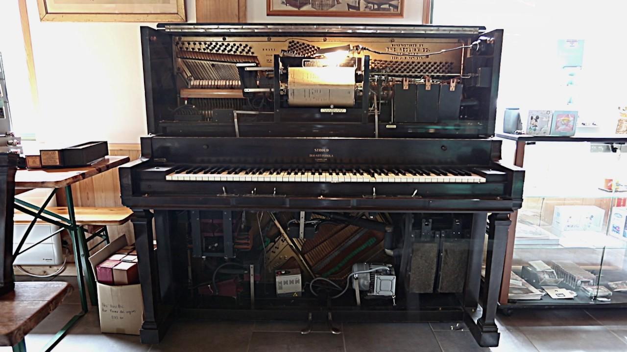 Piano Stroud 1924
