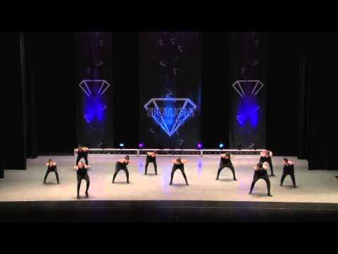 IRON LINE - The Rock Center For Dance [Las Vegas]