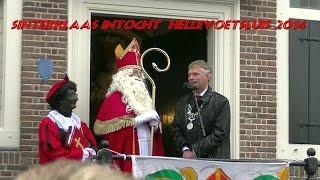 Sinterklaas Intocht Hellevoetsluis 2014