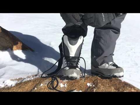 Fitwell Backcountry Splitboard Mountaineering Boots