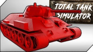 АРМИЯ ИЗ ТАНКОВ Т-34 - Игра Total Tank Simulator demo 5