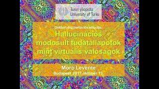 Hallucinációs módosult tudatállapotok mint virtuális valóságok