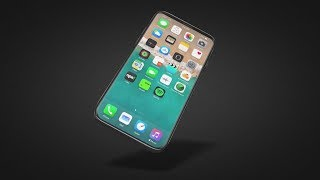 Apple случайно показала iPhone 8 На WWDC17 ?