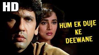 Hum Ek Duje Ke Deewane   Kumar Sanu   Phool 1993 Songs