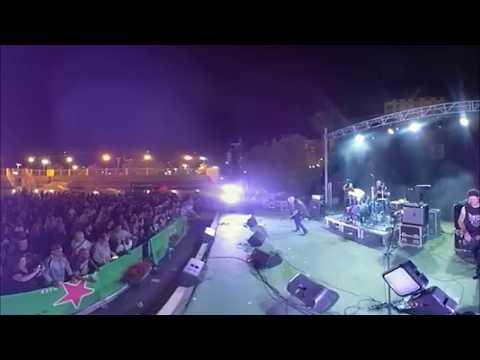 Obús en el festival Caballa Rock 1ª parte / 360º
