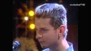 Depeche Mode   Shake the Disease Live At 'WWF Club', 24 05 85 1985