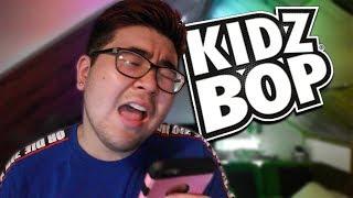 I auditioned for Kidz Bop...