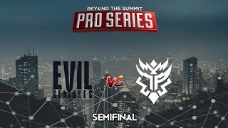 Evil Geniuses vs Thunder Predator [SEMIFINAL] - Beyond The Summit