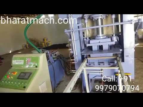 BHA-102E Mini Automatic Multi-purpose Bricks & Block Machine with Vibro. 6cvt