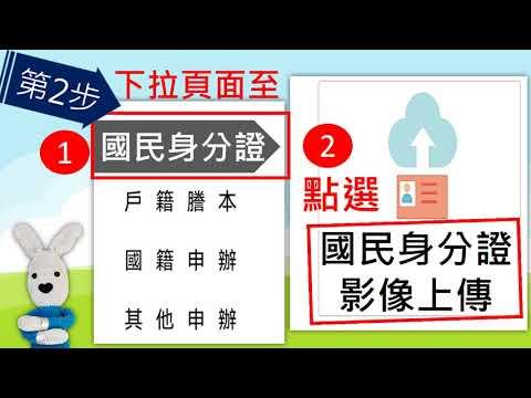 雄愛民-身分證影像宣導影片