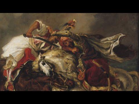 Exposition Un duel romantique au Musée Delacroix