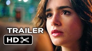 Love Rosie Official Trailer 2 2015  Lilly Collins Sam Claflin Movie HD
