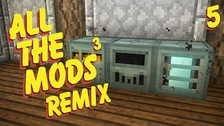 Download All The Mods 3 Remix Ep 5 Automated Ore Processing