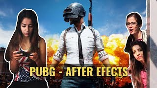PUBG : After Effects | Meghna Menon | Anulitha Vardhan |