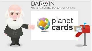 Cas client Darwin : stratégie SEO pour Planet-card