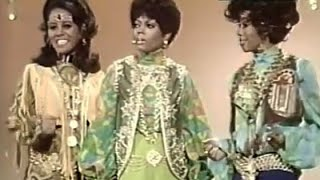 Diana Ross and The Supremes - Bringing In The Sheaves [Hollywood Palace - 1969]