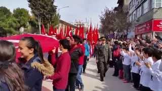 preview picture of video 'Burdur Atasını Andı-2'