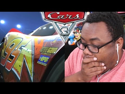 Is CARS 3 a DARK SEQUEL? - #Cars3 Teaser Trailer REACTION 🏎