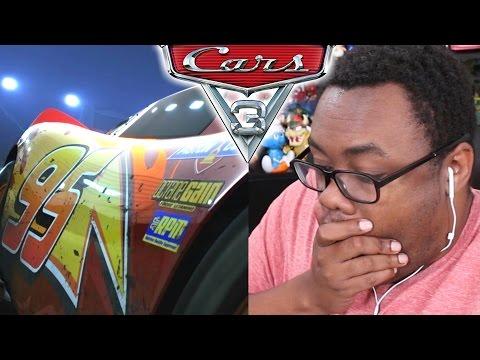 Is CARS 3 a DARK SEQUEL? - #Cars3 Teaser Trailer REACTION 🏎