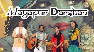 Here is a beautiful video on Mayapur Darshan Mayapur is world headquarter