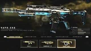 Black Ops 4: Weapons, Attachment Upgrades, & Wildcards!