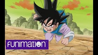 Goten and Trunks Vs Space Bandits - Dragon Ball Super ( English Dub)